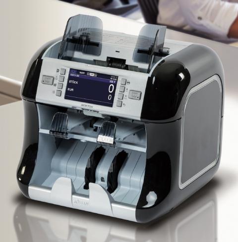 Banknote sorting machine Newton A