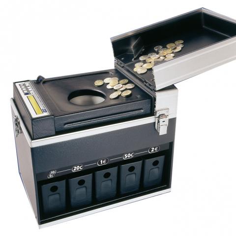 Coin couting machine ECC04