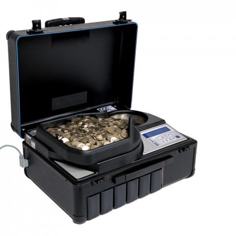 Coin counter ECC3000